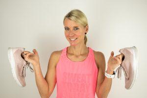 Personal Trainerin Julie