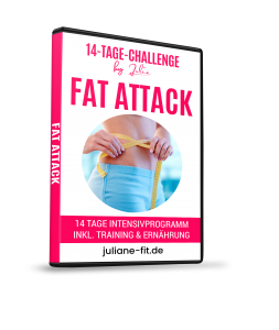 14 Tage Fat Attack Challenge