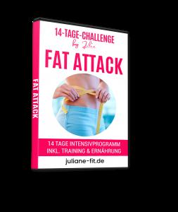Fettverbrennung maximieren 14-Tage-Challenge